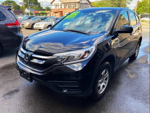 2016 Honda CR-V for sale at Dijie Auto Sale and Service Co. in Johnston RI