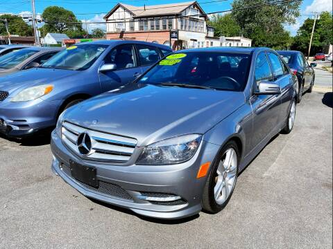 2011 Mercedes-Benz C-Class for sale at Dijie Auto Sale and Service Co. in Johnston RI