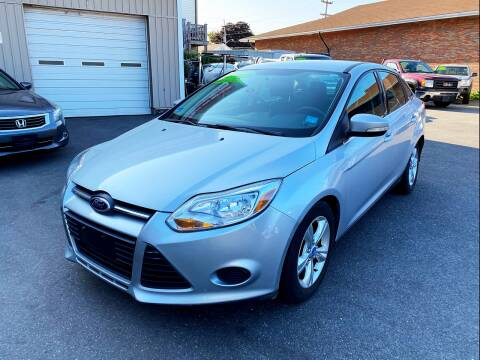 2013 Ford Focus for sale at Dijie Auto Sale and Service Co. in Johnston RI