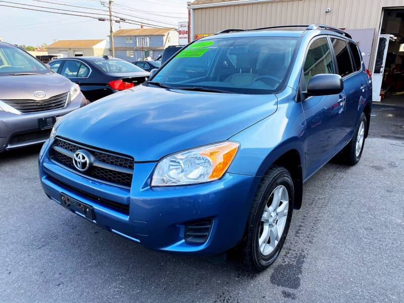 2012 Toyota RAV4 for sale at Dijie Auto Sale and Service Co. in Johnston RI