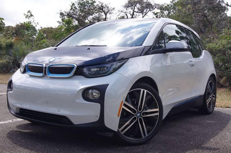 2014 BMW i3 for sale at EV Direct in Lauderhill FL
