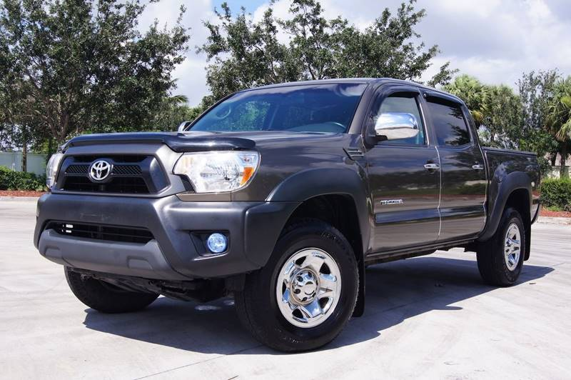 2012 Toyota Tacoma for sale at EV Direct in Lauderhill FL