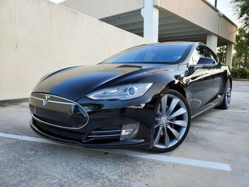 2013 Tesla Model S for sale at EV Direct in Lauderhill FL