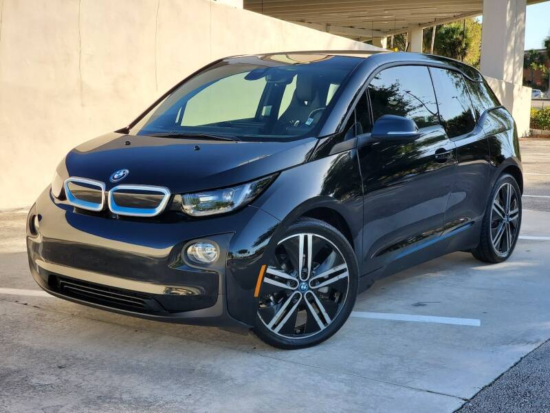 2017 BMW i3 for sale at EV Direct in Lauderhill FL