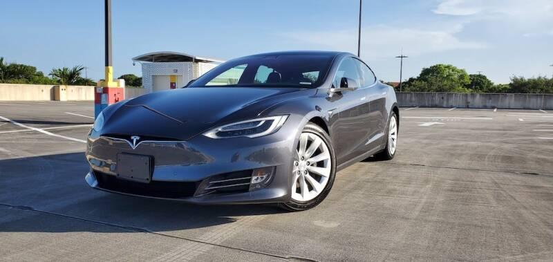 2017 Tesla Model S for sale at EV Direct in Lauderhill FL