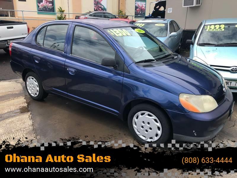 2001 Toyota ECHO For Sale At Ohana Auto Sales In Wailuku HI