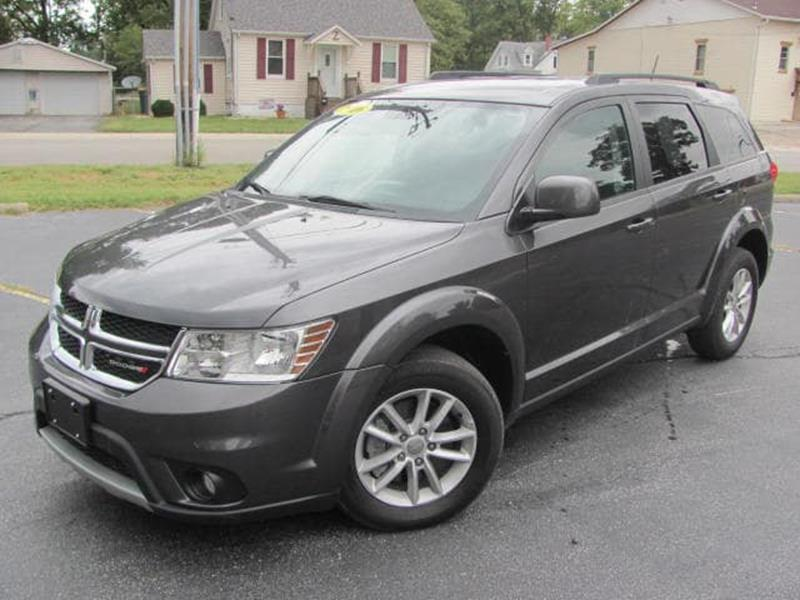 2016 Dodge Journey >> 2016 Dodge Journey Sxt In Mascoutah Il Bergheger Auto Network