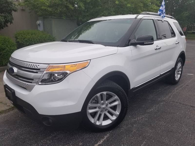 used wooster mazda of xlt explorer cleveland in ford oh