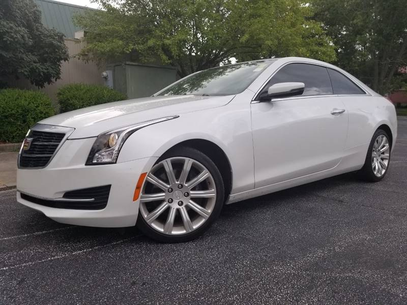 2015 Cadillac Ats 2 0t In Mascoutah Il Bergheger Auto Network
