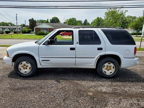 1998 GMC Jimmy for sale in Ashland, OH