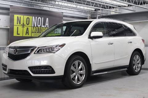 Acura MDX For Sale Carsforsalecom - Acura columbia pike