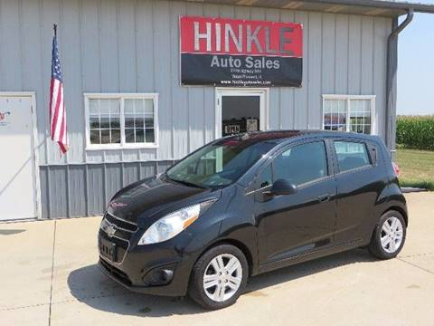 2013 Chevrolet Spark for sale in Mt. Pleasant, IA