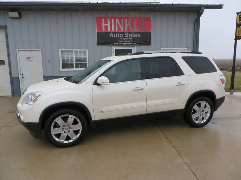 at oh sale volkswagen in streetsboro acadia of for details inventory gmc sle