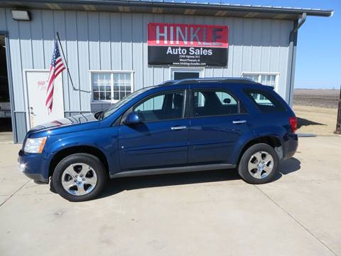 2009 Pontiac Torrent for sale in Mt. Pleasant, IA