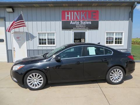 2011 Buick Regal for sale in Mt. Pleasant, IA