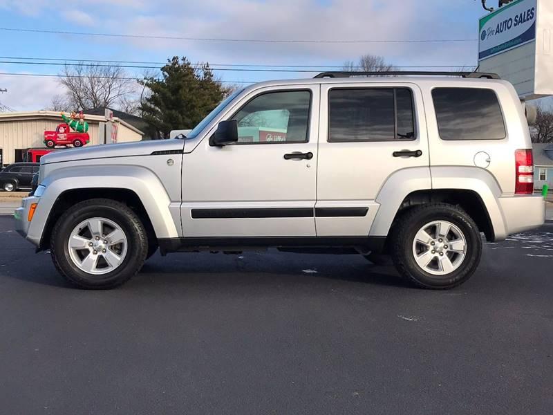 2011 Jeep Liberty For Sale At E Pro Auto Sales In Kokomo IN
