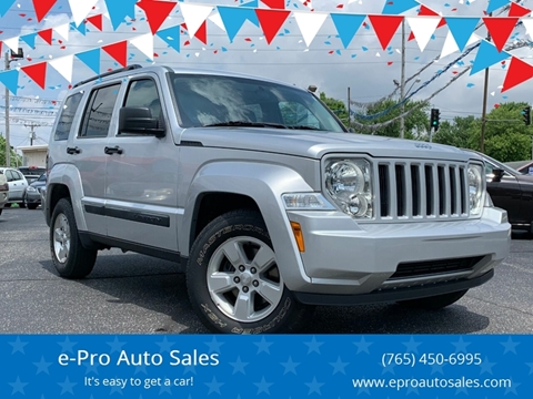 Used 2010 Jeep Liberty For Sale In Indiana Carsforsale Com