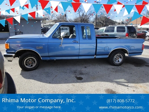 1991 Ford F-150 for sale in Haltom City, TX
