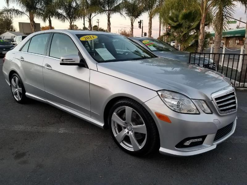 2011 Mercedes Benz E Class For Sale At ALL FICO AUTO INC In Walnut