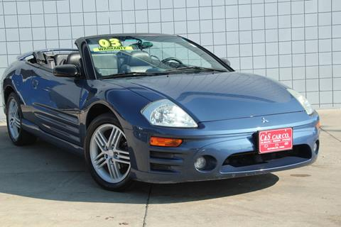 2018 mitsubishi spyder. perfect 2018 2003 mitsubishi eclipse spyder for sale in waterloo ia for 2018 mitsubishi spyder
