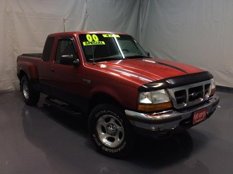 2000 Ford Ranger For Sale In Iowa