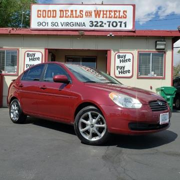 2010 Hyundai Accent for sale in Reno, NV