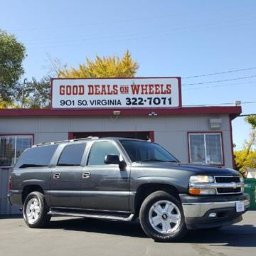 2006 Chevrolet Suburban for sale in Reno, NV