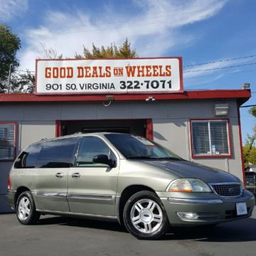 2003 Ford Windstar for sale in Reno, NV