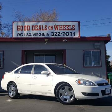 2007 Chevrolet Impala for sale in Reno, NV