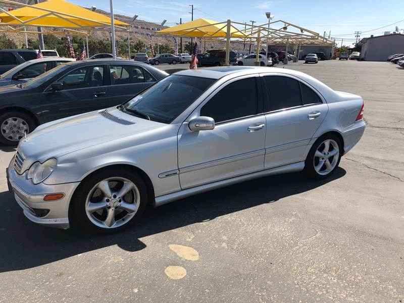 2006 Mercedes Benz C Class For Sale At Route 62 Auto Sales In Yucca