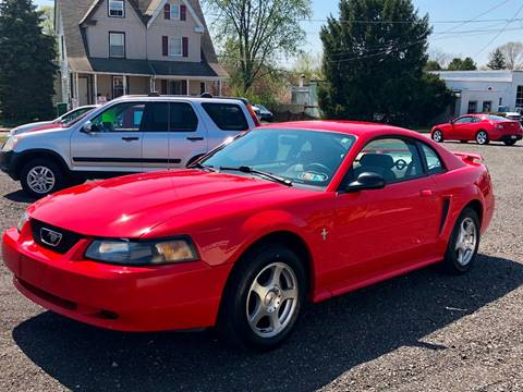 2003 Ford Mustang for sale at Mayer Motors of Pennsburg in Pennsburg PA