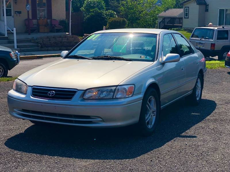 2001 Toyota Camry For Sale At Mayer Motors Of Pennsburg In Pennsburg PA