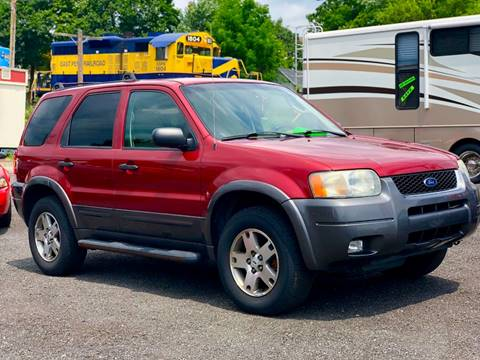 2004 Ford Escape for sale at Mayer Motors of Pennsburg in Pennsburg PA
