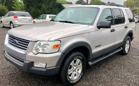 2006 Ford Explorer for sale at Mayer Motors of Pennsburg in Pennsburg PA