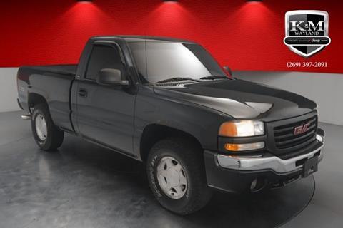 2003 GMC Sierra 1500 for sale in Wayland, MI