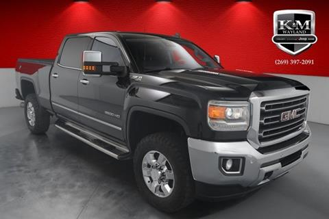 2016 GMC Sierra 3500HD for sale in Wayland, MI