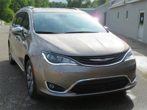 2018 Chrysler Pacifica Hybrid for sale in Wayland, MI