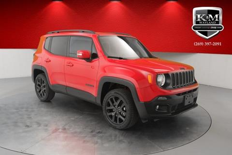 2018 Jeep Renegade for sale in Wayland, MI
