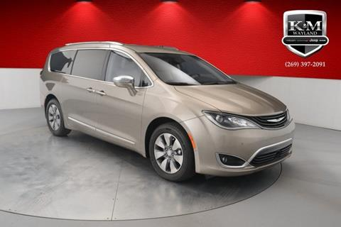 used chrysler pacifica hybrid for sale in grand rapids mi carsforsale com carsforsale com