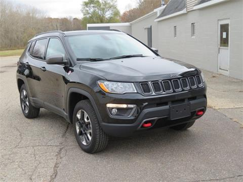 2018 Jeep Compass for sale in Wayland, MI