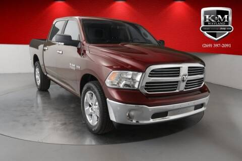 2018 RAM Ram Pickup 1500 for sale in Wayland, MI
