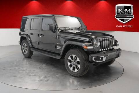 2018 Jeep Wrangler Unlimited for sale in Wayland, MI