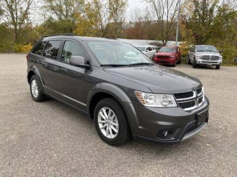 2017 Dodge Journey for sale at K&M Wayland Chrysler  Dodge Jeep Ram in Wayland MI