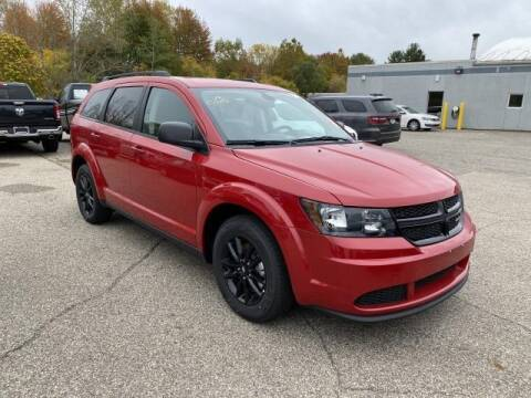2020 Dodge Journey for sale at K&M Wayland Chrysler  Dodge Jeep Ram in Wayland MI