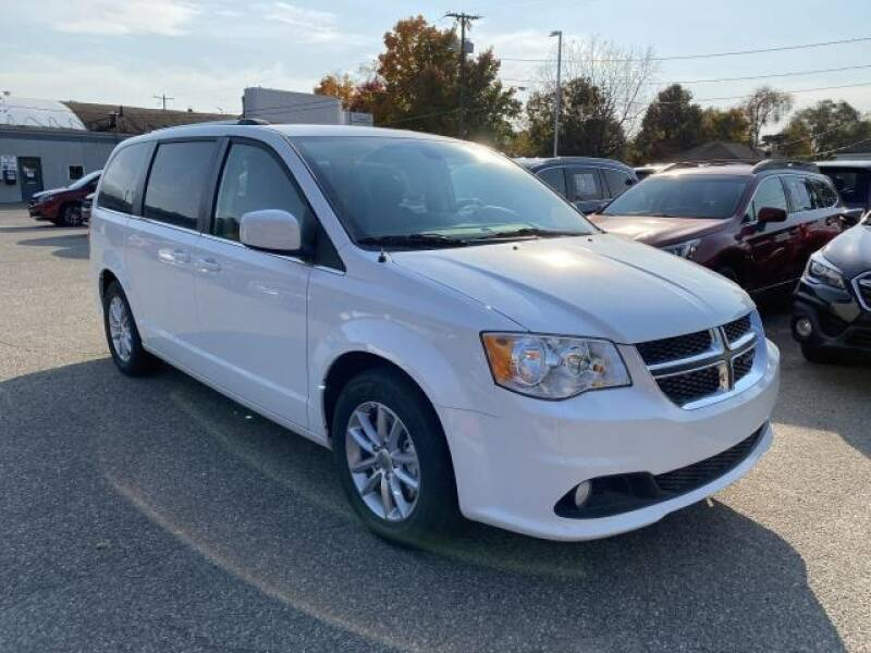 2020 Dodge Grand Caravan for sale at K&M Wayland Chrysler  Dodge Jeep Ram in Wayland MI