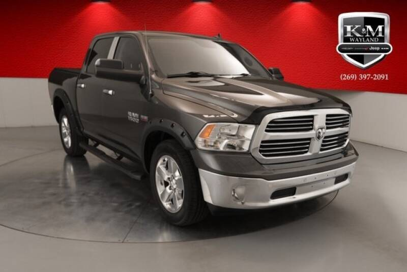 2016 RAM Ram Pickup 1500 for sale at K&M Wayland Chrysler  Dodge Jeep Ram in Wayland MI