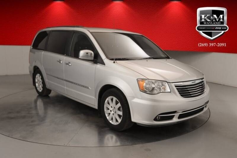 2011 Chrysler Town and Country for sale at K&M Wayland Chrysler  Dodge Jeep Ram in Wayland MI
