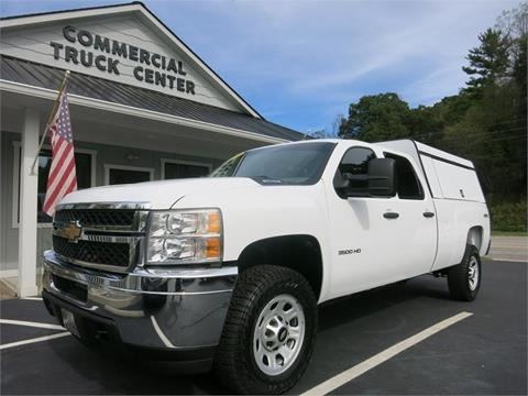 2012 Chevrolet Silverado 3500HD for sale in Fairview, NC