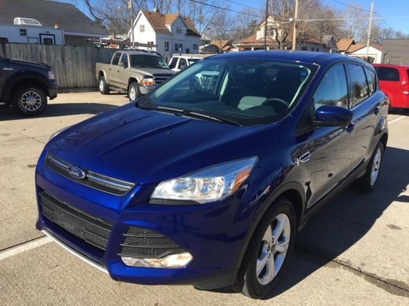 2014 ford escape se in des moines ia - good ol' cars llc