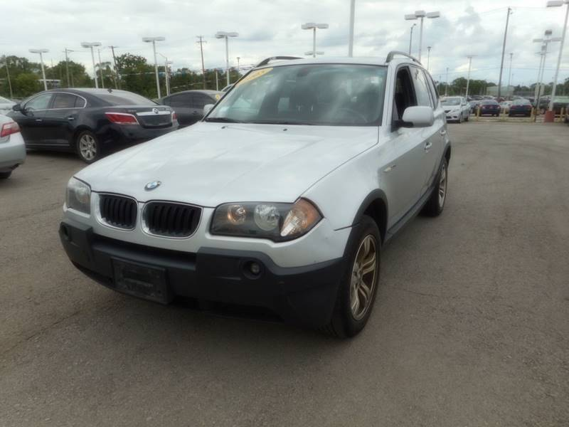 2005 BMW X3 3.0i In Harvey IL - Unlimited Outlet
